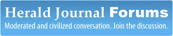 Herald Journal Forums - Moderated and civilized conversation. Join the discussion.